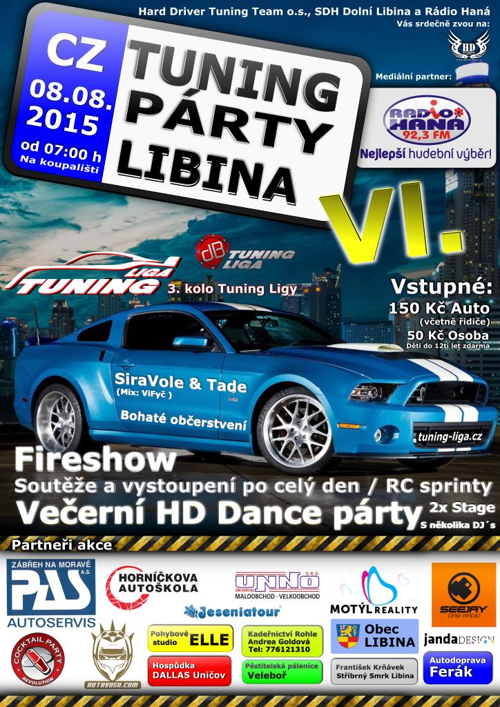 Plakát Libina